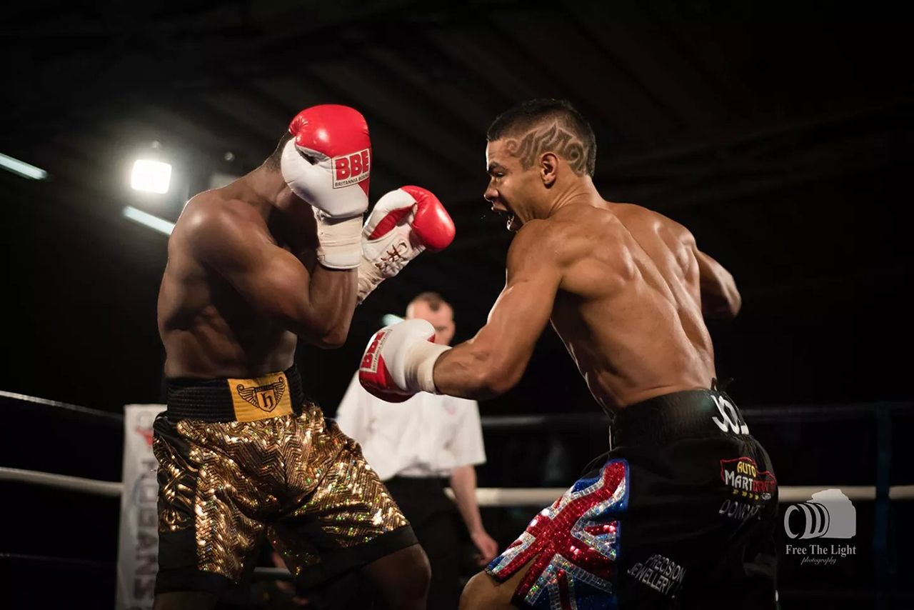 Another Victory For Costain Boxer