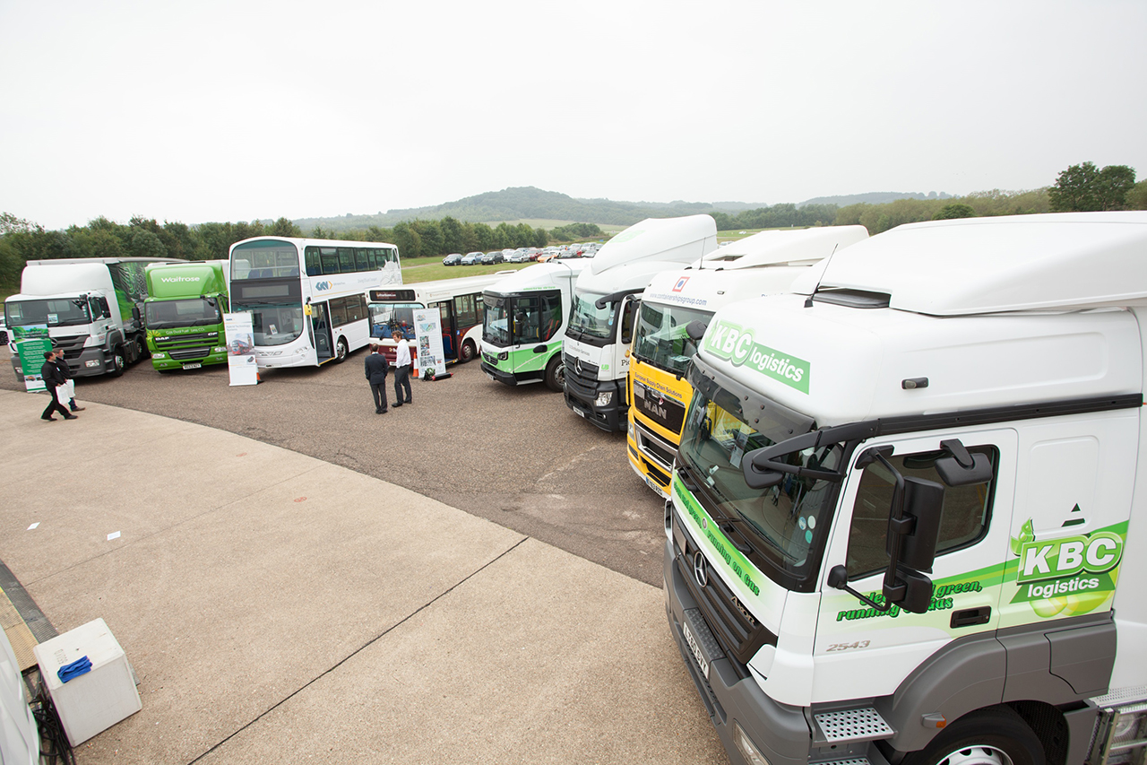 Costain Supports Low Carbon Vehicle Event