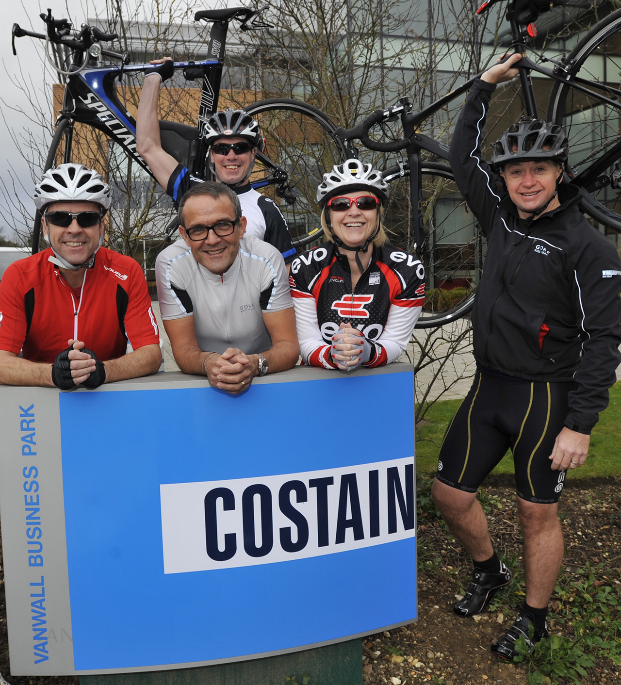 Ironman Challenge For Costain