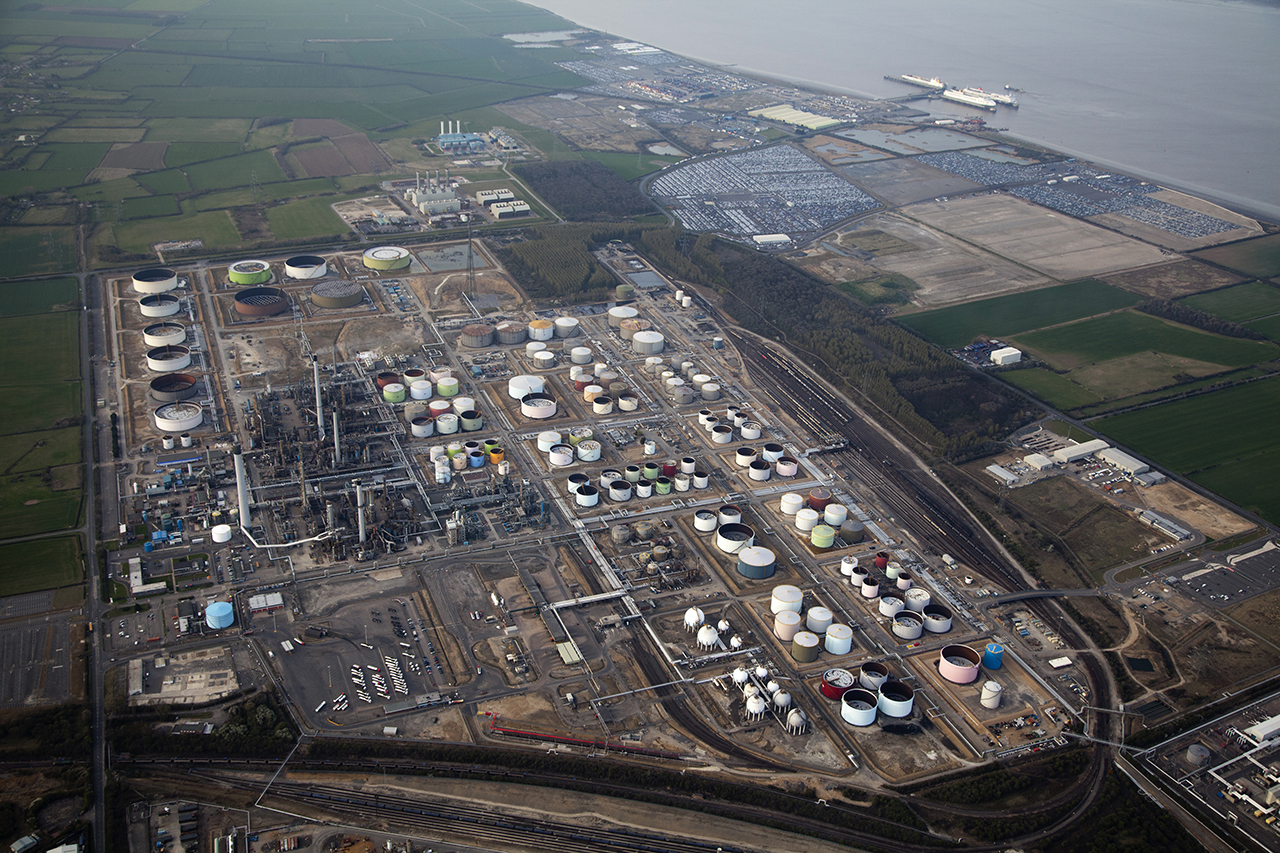 Costain Receives Reward From Total Lindsey Oil Refinery