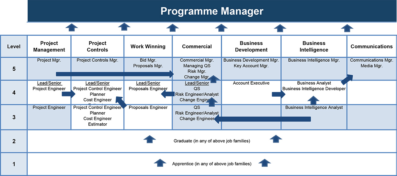 project management career path Get insight into four possible project management career paths and see if you can figure out which one you'd enjoy the most.