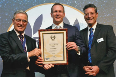 Costain receives prestigious Patron's award