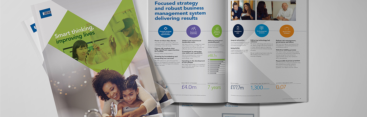 Costain Annual Report 2017