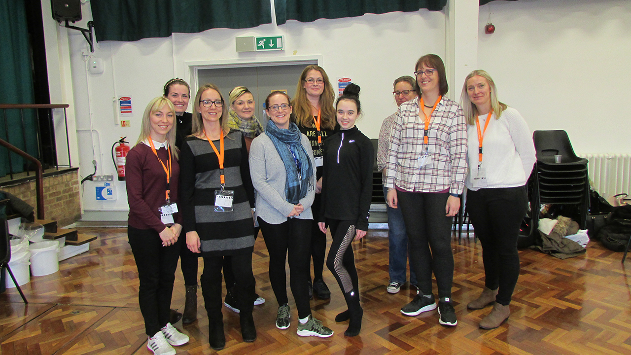 Girls Out Loud mentoring programme
