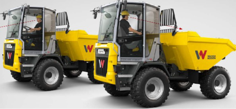 New Dual View dumper development sets out to eliminate harm